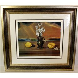 Salvador Dali - Signed Limited Edition