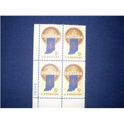 Indiana stamps