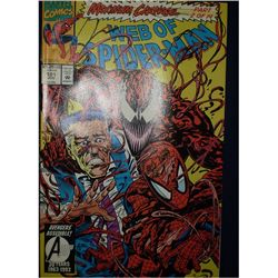 Spider-man special edition comic