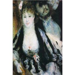 The Loge by Pierre-Auguste Renoir  Lithograph