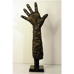 Exciting Pablo Picasso Original, limited Edition Bronze - Helping Hand