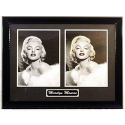 Marilyn Monroe Giclee on Canvas