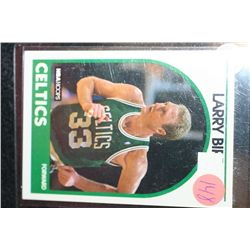 1989 NBA Hoops Larry Bird-Boston Celtics Basketball Card