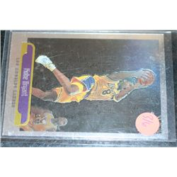 2000 NBA Topps Kobe Bryant-Los Angeles Lakers Basketball Card