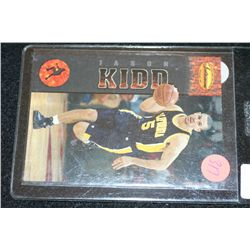 1994 NBA Ted Williams Card Co. Jason Kidd-Cal State/Dallas Mavericks Basketball Card
