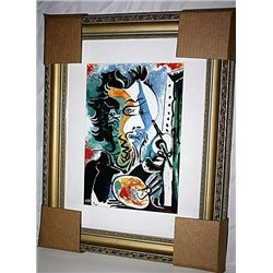 Picasso  Limited Edition - The Artist