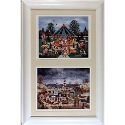 Limited Edition Lithographs by Wooster Scott