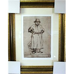 Rembrandt Van Rijn- limited Edition
