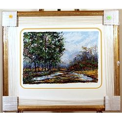 Schofield -  Changing Seasons  - Serigraph