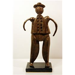 Rufino Tamayo  Original, limited Edition  Bronze - Man at the Door