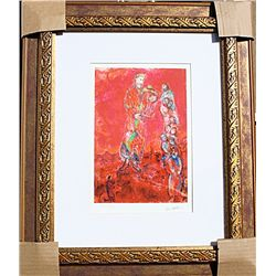 King David  - Chagall - Limited Edition