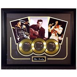 Elvis Presley Three Giclees