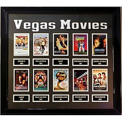 Giclees of  The 10 Greatest Vegas Movies