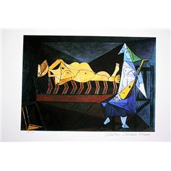 Picasso Limited Edition - L'Aubade - from Collection Domaine Picasso