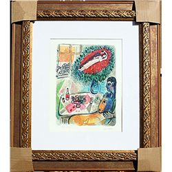 Reverie  - Chagall - Limited Edition