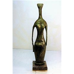 Pablo Picasso Original, limited Edition Bronze - Ambitieuse