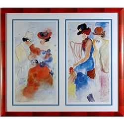 Zule  Limited Edition Lithographs Set