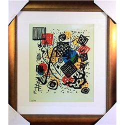 Wassily Kandinsky Limited Edition-Small World III