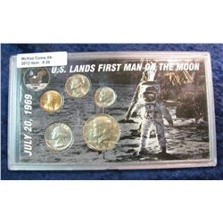 "20. ""July 20, 1969 U.S. Lands First Man on the Moon"""