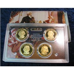 24. 2007 S U.S. Mint Presidential $1 Coin Proof Set in original case of issue.