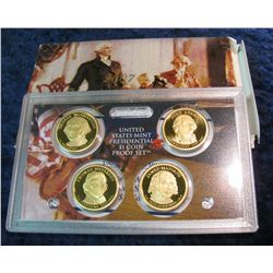 25. 2007 S U.S. Mint Presidential $1 Coin Proof Set in original case of issue.