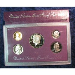 575. 1990 S U.S. Proof Set. Original as issued.