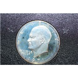 1971-S Eisenhower Proof $1