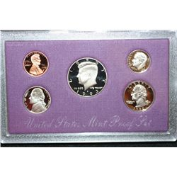 1993-S US Mint Proof Set