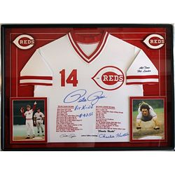 Limited Edition Pete Rose REDS Jersey