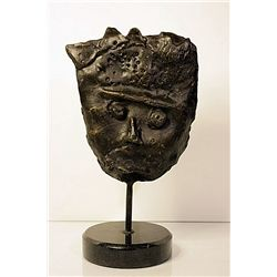 Fernando Valls   Original, limited Edition  Bronze - Boy