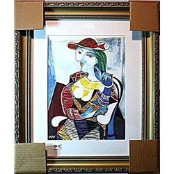 Picasso - Limited Edition - Portrait Of Marie Therese Walter