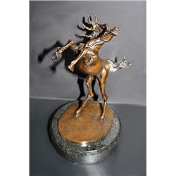 Dali Limited Edition Bronze  Sculpture - Horse, The Temptation Of Saint Anthony