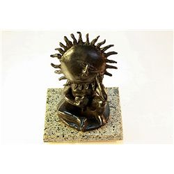 Bustamante Original, limited Edition Bronze -Sun In Love