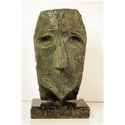 Max Ernst  Original, limited Edition Bronze - HEAD