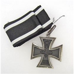 IMPERIAL GERMAN GRAND CROSS TO THE IRON CROSS MEDAL W/ RIBBON