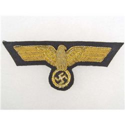 GERMAN NAZI ARMY GENERAL BREAST EAGLE