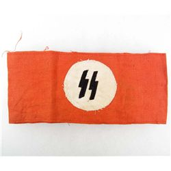 GERMAN NAZI WAFFEN SS ARM BAND