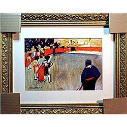 Picasso - Limited Edition - Bullfight 2