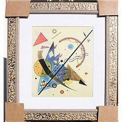 Arch and Point  - Kandinsky - Limited Edition
