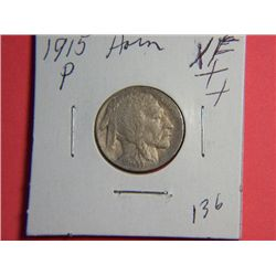 1915 P BUFFALO NICKEL