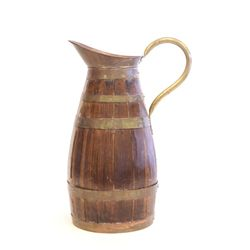 Barrel / ewer umbrella stand