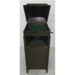 Mahogany  phonograph by Aeolian Vocalion