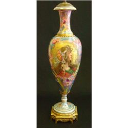 Art Nouveau Sevres vase
