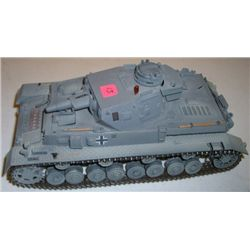 Model Tank stamped *2004 21st CENTURY TOYS* German Tank 1/32 Scale!!