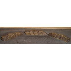 Set of 3 U.S. Sand Bag Barriers 1/32 Scale!!