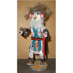 Kachina Doll out of the Central City, CO Area *STANDS 11 INCHES HIGH - NICE*!!