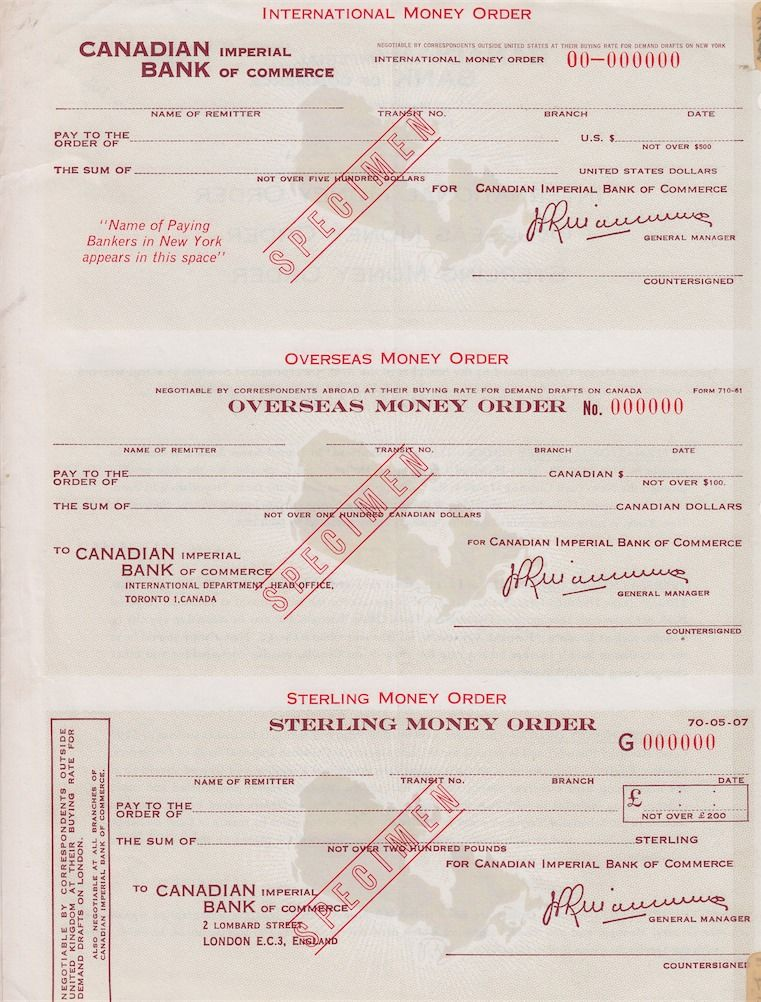 order paper money Where to Get a Money Order