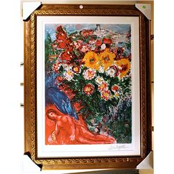 Chagall - Les Soucis - Limited Edition
