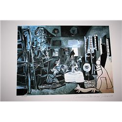 Limited Edition Picasso - Guernica - Collection Domaine Picasso
