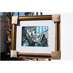 The Kiss  - Picasso - Limited Edition